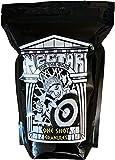 Nectar for the Gods NGOS3004 One Shot Granules, 4 lb Soil Amendment, Black
