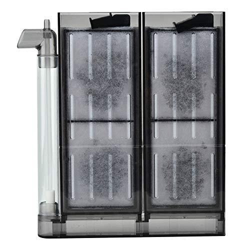 Fournyaa Pneumatische Filtrationsausrüstung, Abs-Sauerstofffiltrationsausrüstung, für den Anschluss der Eismaschine, Kaffeemaschine(Filter 20)