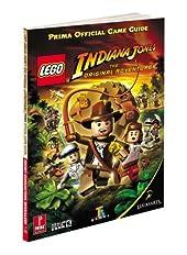 Lego Indiana Jones - The Original Adventures: Prima Official Game Guide de Stephen Stratton