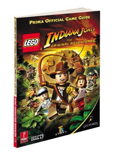 Lego Indiana Jones : The Original Adventures Official Game Guide