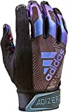 Adizero 9.0 Royalty Receiver's Gloves Black/Multi, Small