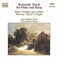 Romantic Music for Flute & Harp by Romantic Music for Flute & Harp (2006-08-01)