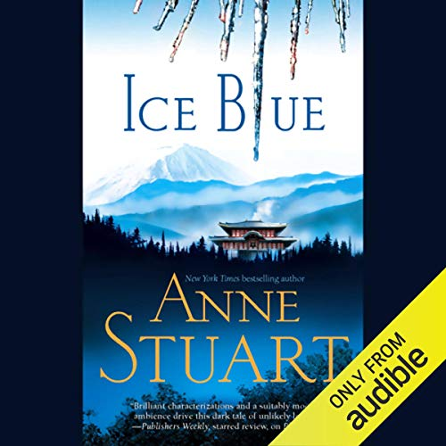 Ice Blue audiobook cover art