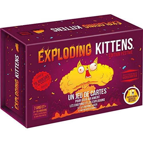 Exploding Kittens – Festive Edition