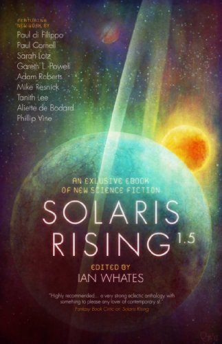 Solaris Rising 1.5: An Exclusive ebook of New Science Fiction (English Edition)