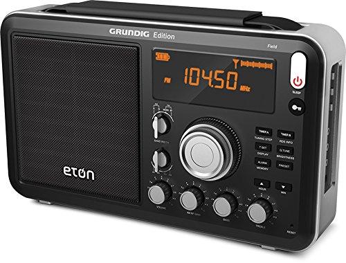 Eton Field avec RDS AM/FM et Radio à...