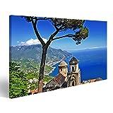 islandburner Bild Bilder auf Leinwand malerisches Italien -