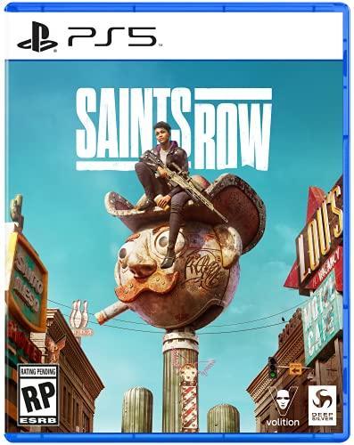 Saints Row 2022 PS5   Amazon $59.99    Saints Row 2022 PS5  Notorious Edition GameStop Exclu…