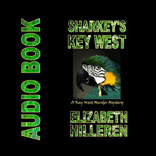 Sharkey's Key West audiobook cover art