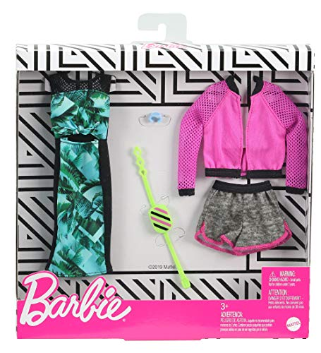 Barbie Fashions 2 Pack Clothing Set 2 O Buy Online In Colombia At Desertcart