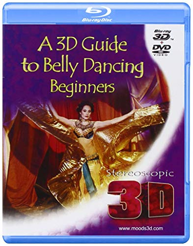 3D Guide to Belly Dancing-Beginners [Blu-ray/DVD pack]