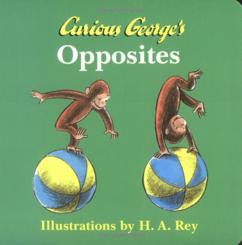 Curious George's Oppositesの詳細を見る