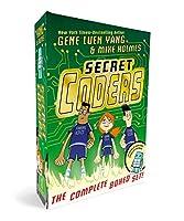 Secret Coders The Complete Boxed Set: Secret Coders / Paths & Portals / Secrets & Sequences / Robots & Repeats / Potions & Parameters / Monsters & Modules