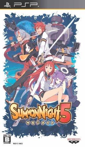 (No Book Award) Summon Night 5 (japan import)