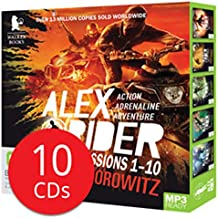 Best alex rider cd collection Reviews