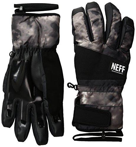 Neff Digger Handschuhe XL black/crystal