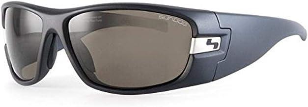 Sundog Mark Melnyk 226172 Sunglasses, Matte Black Frame/Smoke Mela Polarized Lens-