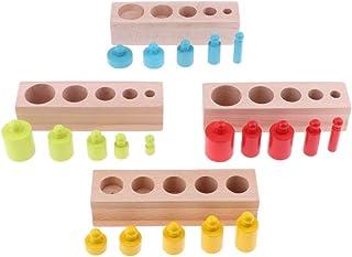 Giocattolo educativo Montessori in Legno Montessori MiSha