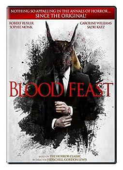 DVD Blood Feast Book