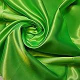 Textile Station Neongrünes einfarbiges