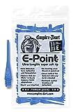 Empire Dart Softdartspitzen - E-Point - 2BA - lang - blau - 100 Stück