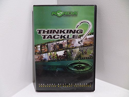 Korda DVD Thinking Tackle Series Saison 1