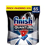 Finish Powerball Quantum Ultimate, pastillas para el lavavajillas - 65 unidades