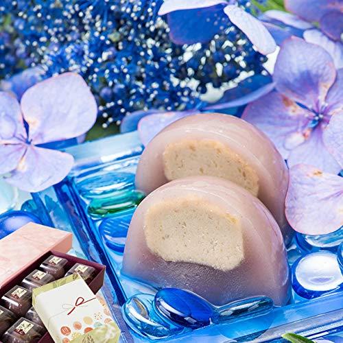 スイーツ 和菓子 岐阜 誕生日 プレゼント / 栗きんとん水まんじゅう (15入箱)