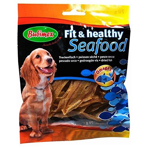 BUBIMEX Sardines blanches séchées pour chien