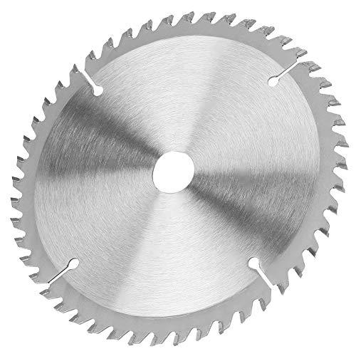 Nannigr Disco de Corte, Madera Hoja de Sierra Circular Corte rápido y Fluido Disco de Corte para Cortar Acero Aluminio Hierro y Metales no ferrosos, Madera y plásticos