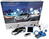 EDU Toys kompatibel mit Original BMW i8 3in1 Energie Experimentierset