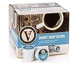Donut Shop Blend for K-Cup Keurig 2.0 Brewers, 42 Count, Victor Allen's Coffee Medium Roast Single Serve Coffee Pods