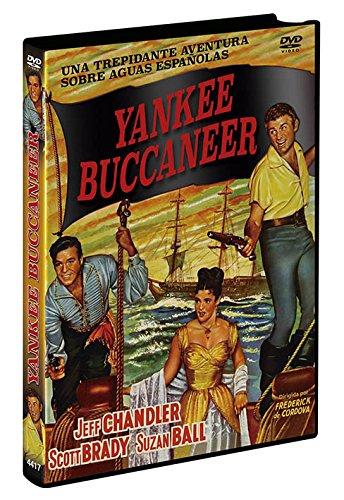 Yankee Buccaneer DVD 1952
