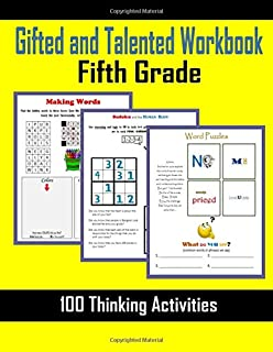 Gifted and Talented Workbook - Fifth Grade