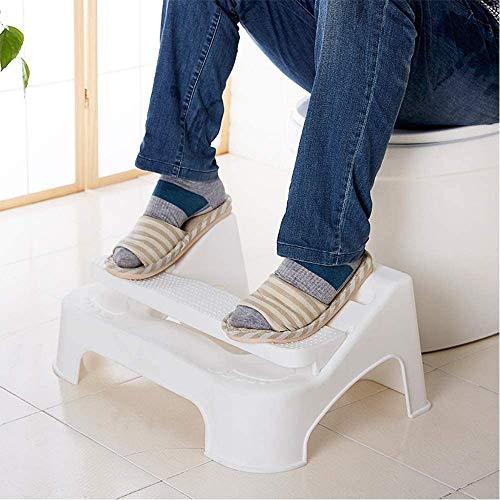 Badkamer Toilet Kruk, in hoogte verstelbaar voor Geschikt voor volwassenen en kinderen