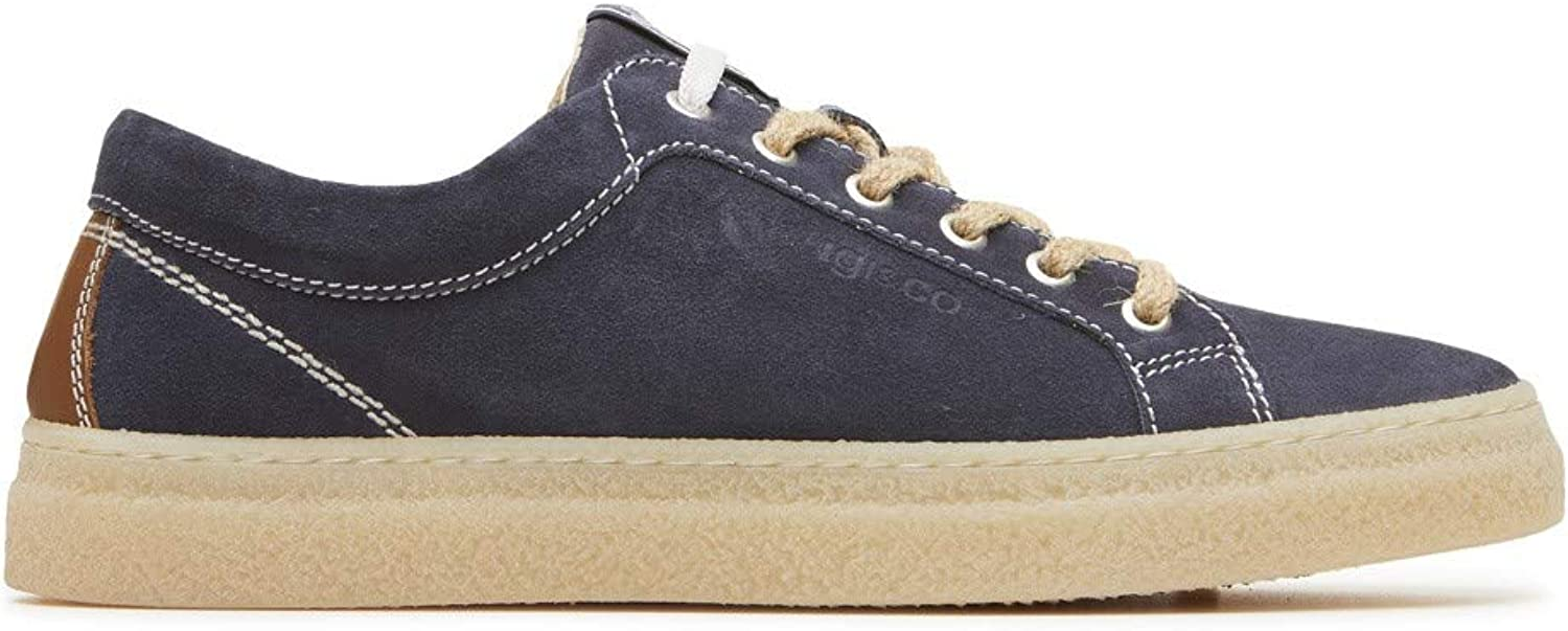 IGI&CO 3134511 Sneakers shoes for Men in bluee Calfskin Leather