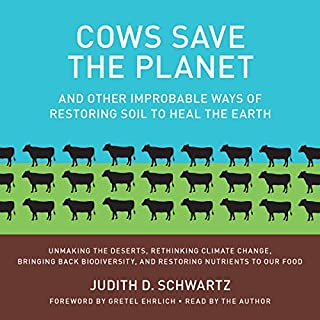 Cows Save the Planet audiobook cover art