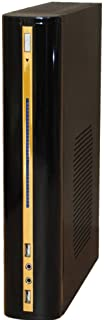 ファンレス電源搭載 SlimPc VP100 Celeron G1840 HDD 500GB メモリ8GB Windows7PRO Office シルバー 静音 1年保証 パソコンショップaba