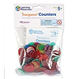 Learning Resources Transparent Counters, 250...