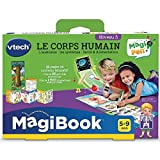 VTech- MAGIBOOK-Le Cuerpo Humano (para MagIPEN) Libro EDUCATIFS, 80-465205, Multicolor