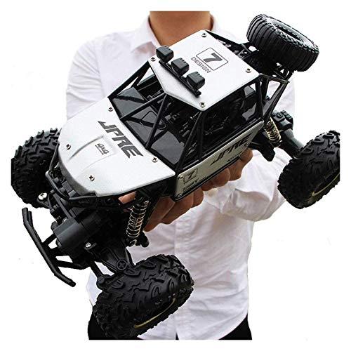 RC camión de escalada 1:26 RC Pies grandes Rock Crawlers Car, 2.4G Control remoto inalámbrico Crawnler Buggy Racing Car 4WD Off Road Educación Juguetes y Pasatiempos para niños Niños adolescentes