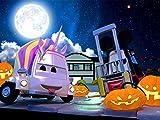 Jemand hat Suzies Kürbisse bei der Halloween Party gestohlen / Eine Hexe ist in der Stadt zu...