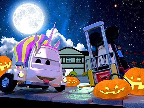 Jemand hat Suzies Kürbisse bei der Halloween Party gestohlen / Eine Hexe ist in der Stadt zu Halloween