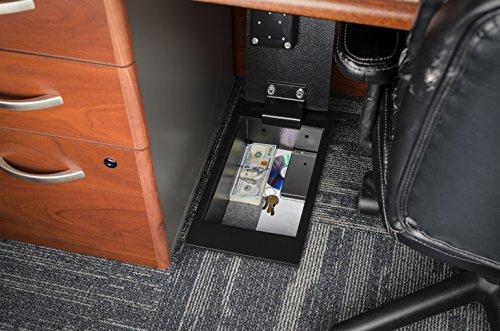 Barska 0.22 Cubic Ft. Floor Safe