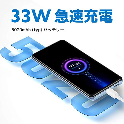 XiaomiRedmiNote10Pro6+128GBオニキスグレーSIMフリースマホ本体【日本正規代理店品】