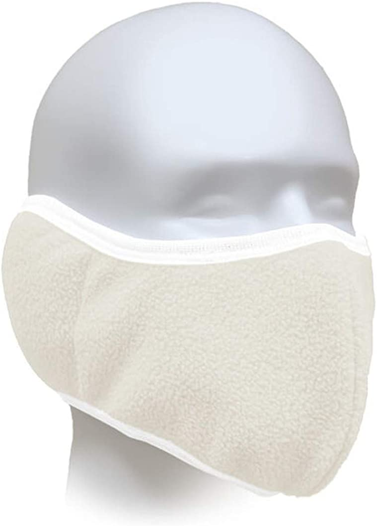 Spoontiques Winter White Mask Max 89% OFF Very popular