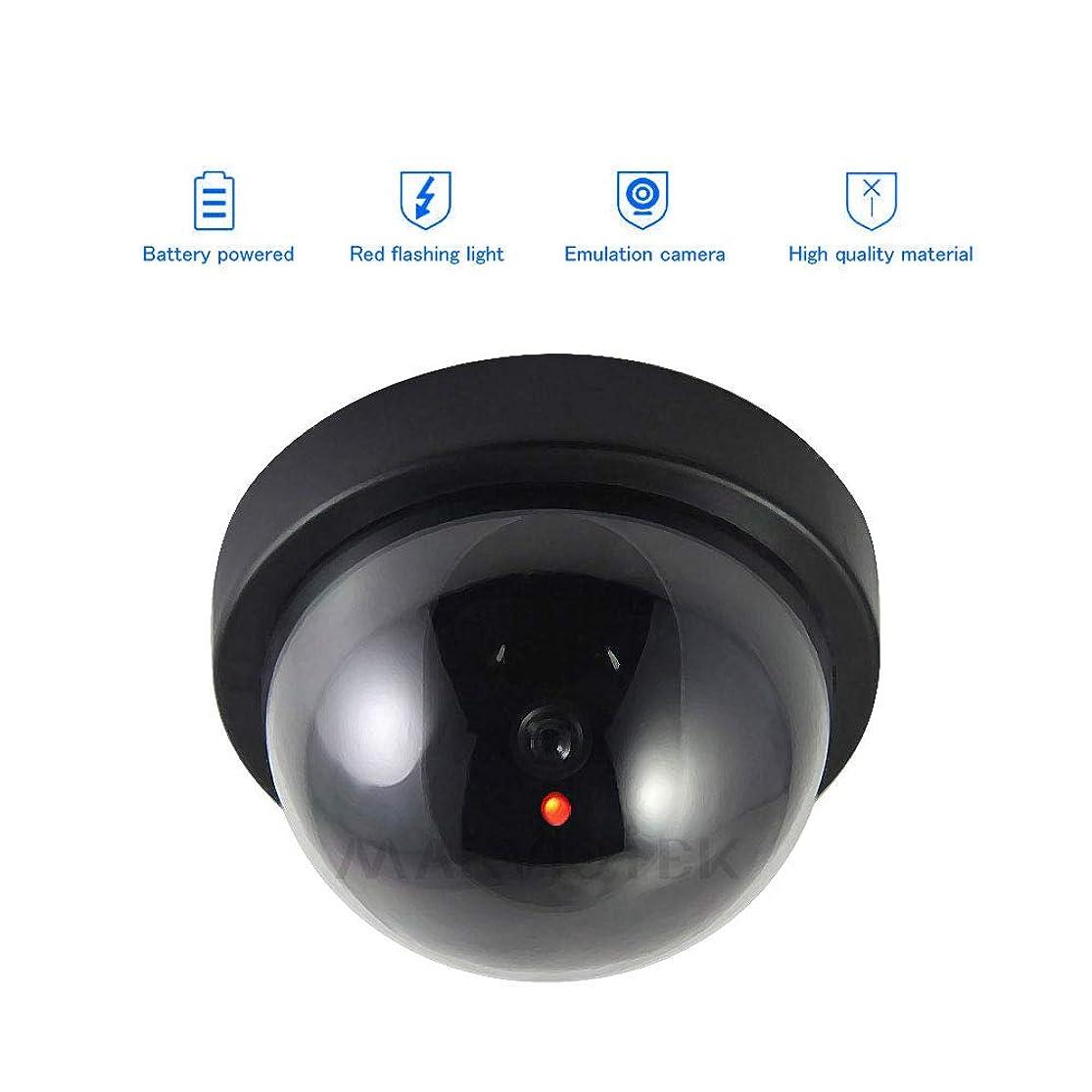 課税にぎやか魔術師屋内偽のIPカメラWifiホームセキュリティビデオ監視ダミーカメラCctv Videcamミニカメラ点滅LEDライト