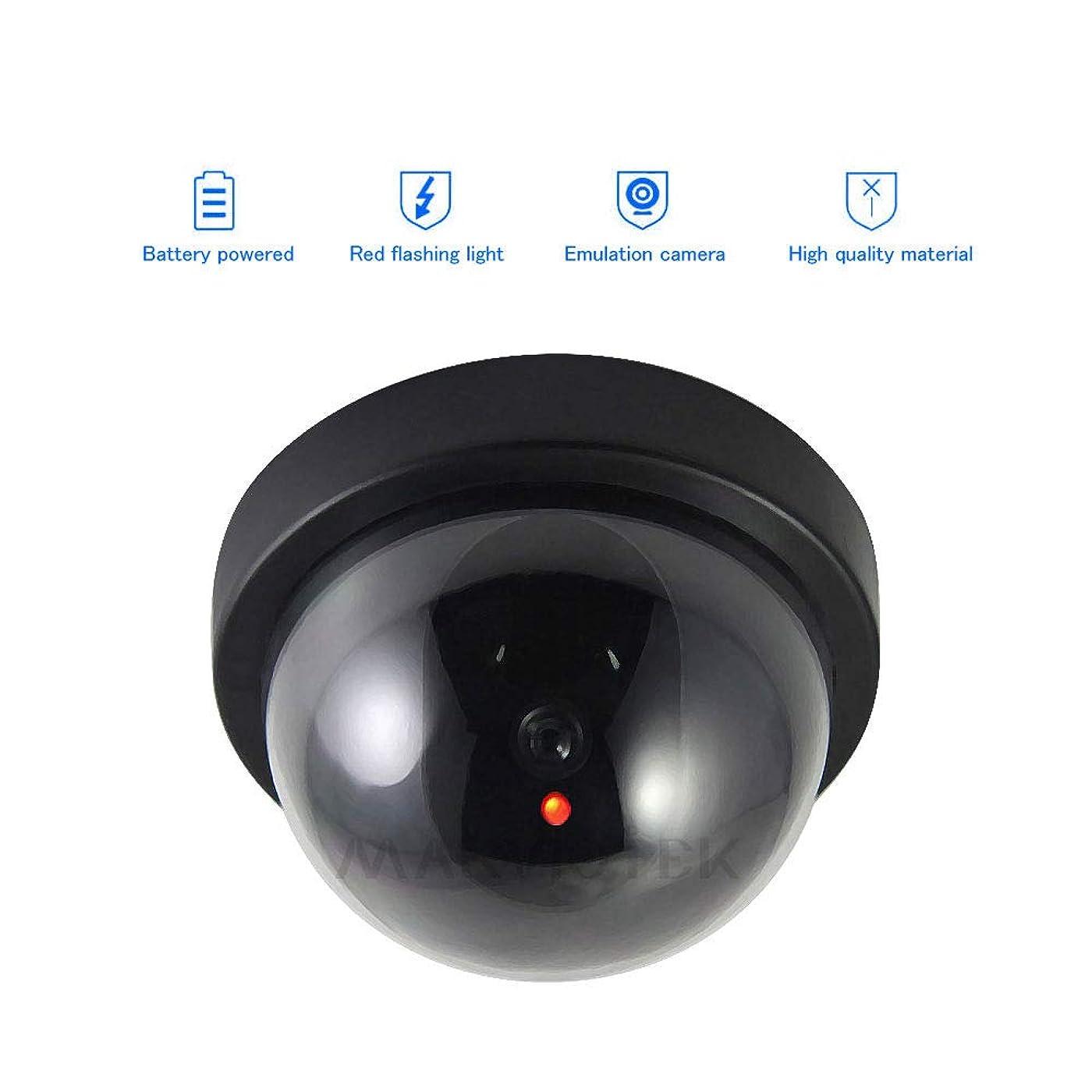 問い合わせ法王印象派屋内偽のIPカメラWifiホームセキュリティビデオ監視ダミーカメラCctv Videcamミニカメラ点滅LEDライト