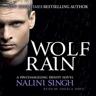 Wolf Rain                   By:                                                                                                                                 Nalini Singh                               Narrated by:                                                                                                                                 Angela Dawe                      Length: 10 hrs     Not rated yet     Overall 0.0