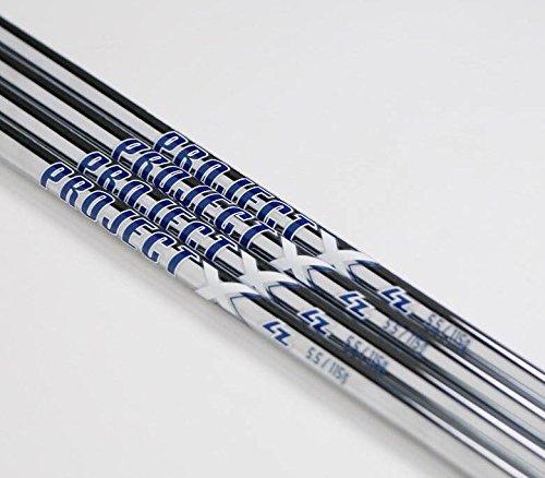 Project X NEW LZ Steel Iron Shafts Set (Choose flex and quantity) (6PC SET...